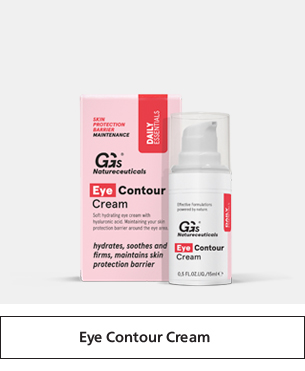 Moisturizing eye cream with hyaluron and elderflower seed oil, fragrance-free, from GGs natureceuticals Elderberry Natural Cosmetics